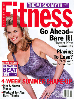 Fitness magazine, May 1992