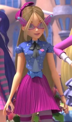 Flora~ 3D New Movie