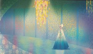 Frozen Concept Art da Julia Kalantarova