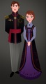 Frozen - Costume Design