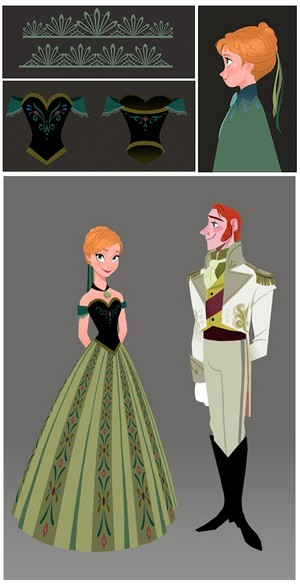 frozen - Costume diseño