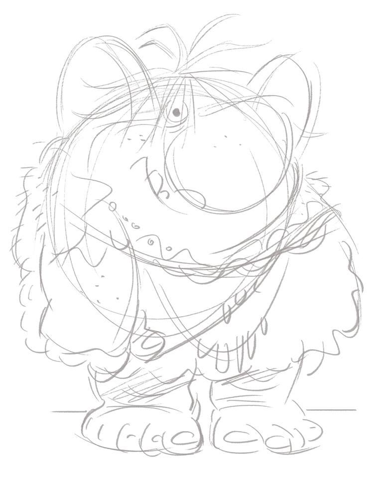 Gallery For gt Trolls From Frozen Drawings