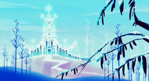 Frozen - Uma Aventura Congelante - Visual Development Art