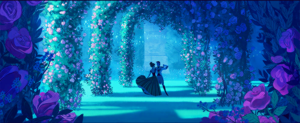 frozen - Visual Development Art
