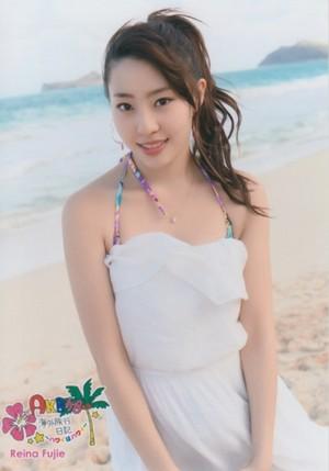 Fujie Reina ~Hawaii wa Hawaii~