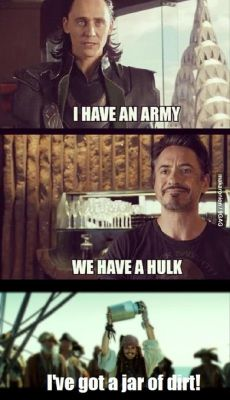 Funny Avengers Pic!