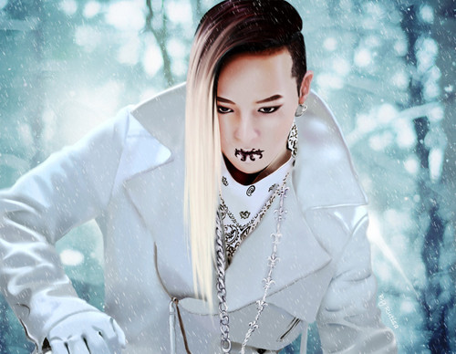malaking putok wolpeyper possibly containing a well dressed person and a portrait called G Dragon