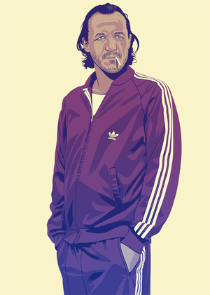 Game of Thrones 80/90s Era: Bronn
