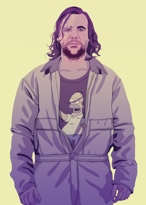 Game of Thrones 80/90s Era: Sandor Clegane (The Hound)