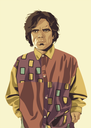 Game of Thrones 80/90s Era: Tyrion Lannister