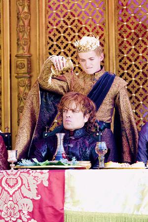 Joffrey Baratheon & Tyrion Lannister