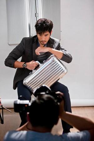 Godfrey for Brand Magazine