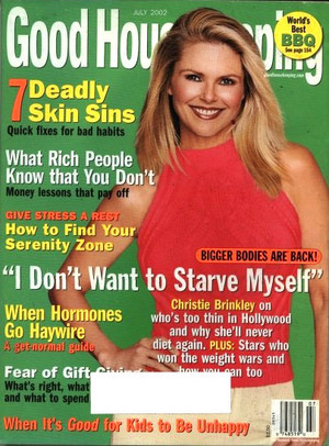 Good Housekeeping, July 2002