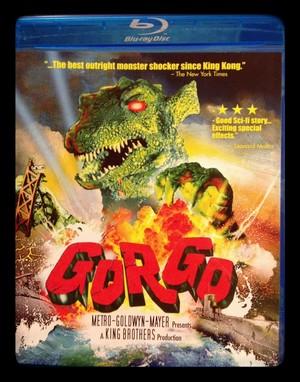 Gorgo (Blu-Ray)