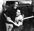 Gregory Hines And Sammy Davis, Jr. - celebrities-who-died-young photo