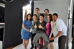 Grimm cast,2012