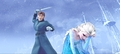 HD Blu-Ray Disney Princess Screencaps - Prince Hans & Queen Elsa - disney-princess photo
