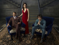 Hannibal Lecter, Alana Bloom and Will Graham