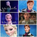 Hans doesn't get Arendelle  - disney-princess photo