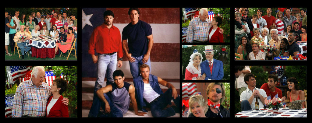 Happy 4th of July Days of our Lives