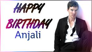 Happy Birthday Anj!