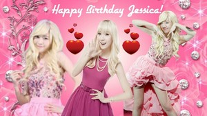 Happy Birthday Jessica!