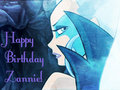 Happy Birthday Zannie! - the-winx-club photo