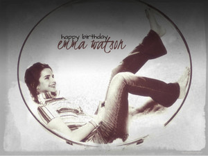 Happy Birthday єммα ωαтѕση!!!