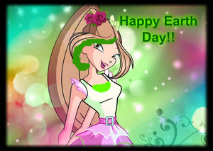 Happy Earth 日 Winxies <3