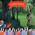 Happy Easter!  - disney-princess photo
