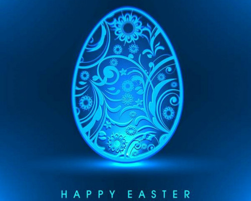 Happy Easter All My fan wallpaper probably with a red cabbage titled Happy Easter