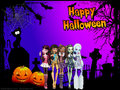 Happy Halloween - monster-high photo