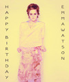 Happy birthday єммα ωαтѕση! - emma-watson photo