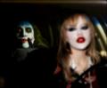 Harley Quinn and The Joker - harley-quinn fan art
