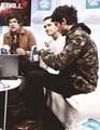Harry, Liam, and Zayn                     - one-direction photo