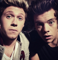 Harry and Niall        - one-direction photo