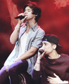Harry and Zayn  - zayn-malik photo
