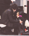 Harry with Lux ♥             - harry-styles fan art