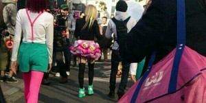Hello Kitty Behind The Scenes