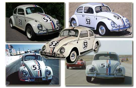 Volkswagen Beetle images Herbie The Love Bug! :) wallpaper and background photos (36942263)