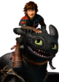 Hiccup and Toothless Transparent - how-to-train-your-dragon photo