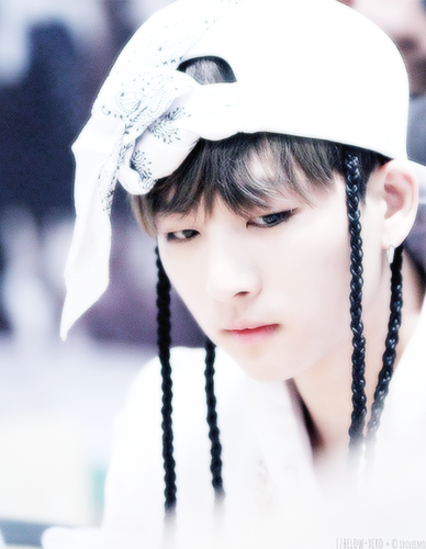 Topp Dogg wallpaper titled Hojoon sexy♥*♥*♥