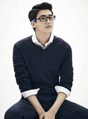 Hyungsik for 'Oakley'