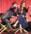 Ian and Nina Paleyfest - ian-somerhalder-and-nina-dobrev photo