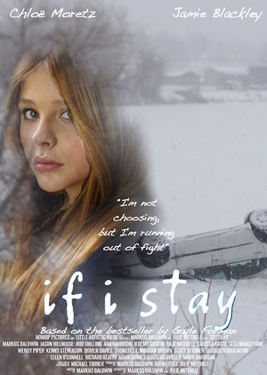 If I Stay; fanmade poster