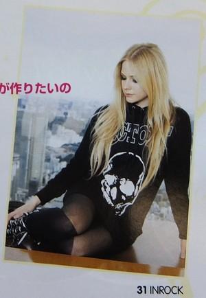 InRock Magazine, Japon (Vol. 364)