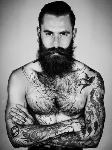 Tattoos wallpaper entitled Inked Men <3