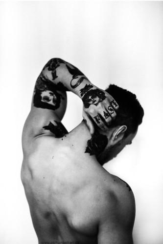 Tattoos wallpaper called Inked Men <3
