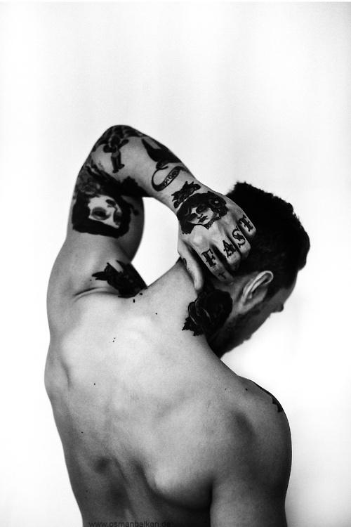 Inked Men <3
