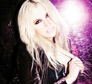It's Kesha!